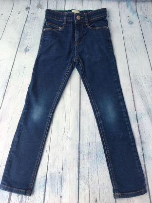 Mini Boden dark blue denim jeans age 6 (fits age 5-6)